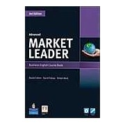 Market Leader. Advenced. Business English Course Book with CD