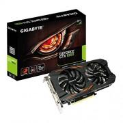 Gigabyte GV N1050WF2OC 2GD Carte graphique Nvidia GeForce GTX1050 1531 MHz 2 Go PCI Express