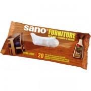 Servetele umede pentru mobila, 20 buc/pachet, SANO Rahit Furniture