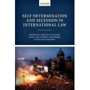 Self-Determination and Secession in International Law by Christian Walter