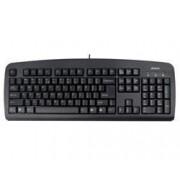 A4 TECH KB-720 Slim USB YU crna tastatura