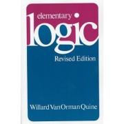 Elementary Logic by W. V. Quine