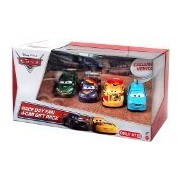 Disney / Pixar CARS Movie Exclusive 1:55 Die Cast Cars Race Day Fan #3 [Alloy Hemberger, Max Schnell, Nigel Gearsley & Miguel Camino] by Disney
