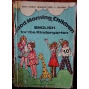 Good Morning Children english for kindergarten