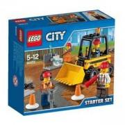Конструктор ЛЕГО Сити - начален комплет за разрушаване, LEGO City, 60072