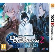 Shin Megami Tensei Devil Survivor 2 Record Breaker Nintendo 3Ds