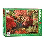 Eurographics Butchart Gardens Japanese Garden Puzzle (1000 Pieces)