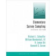 Elementary Survey Sampling by Richard L Scheaffer