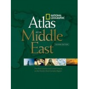 National Geographic Atlas of the Middle East, Second Edition by Carl Mehler