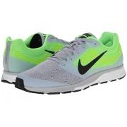 Nike Zoom Fly 2 Wolf GreyFlash LimePure PlatinumBlack