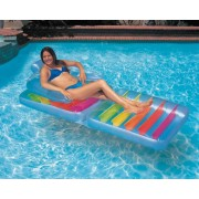 Intex Folding Chair Inflatable Lounger For Your Pool