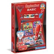 Clementoni 13599 Sapientino Cars 2 - Juego electrónico de aprendizaje (formas, colores, números)
