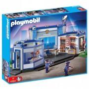 Playmobil 626558 - Policía Cuartel De Policía