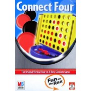 Connect 4 Fun On The Run Game Travel Edition by Hasbro