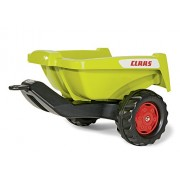 128853 Rolly Rolly Toys remolque II, CLAAS, trailer