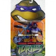 Teenage Mutant Ninja Turtles Figure & Bike: DONATELLO (Biker Don) Extreme BMX Bike riding turtle.