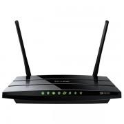 Router Wireless TP-LINK Archer C5 AC1200, Dual-Band 300 + 867Mbps, WAN, LAN, USB 2.0, negru