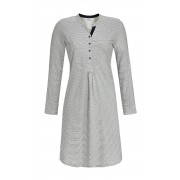 Ringella Licht grijs dames nachthemd van Ringella