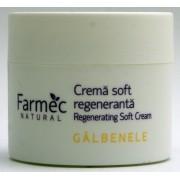 Farmec Natural Crema soft regeneranta cu galbenele (150 ml)
