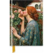 Waterhouse: Soul of a Rose (Foiled Journal) by Flame Tree Studio