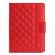 Belkin - F7N073b2C02 - Étui Folio avec Support pour iPad Air - Rouge