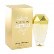 Lady Million Eau My Gold By Paco Rabanne Eau De Toilette Spray 2.7 Oz Women