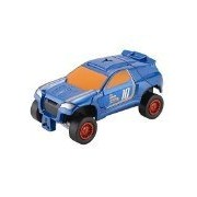 Mattel V1786 Hot Wheels Custom Motors Power Dune Racer - Vehículo 3 en 1 [Importado de Alemania]