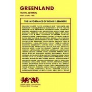 Greenland Travel Journal, Pop. 57,695 + Me by Dragon Dragon Travel Journals