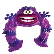 Monsters University - Scare Majors Figure- Art