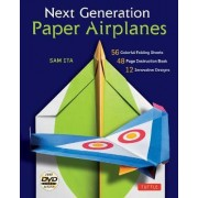 Next Generation Paper Airplanes Kit by Sam Ita