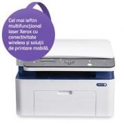 Multifunctional A4 laser alb-negru Xerox WorkCentre 3025BI