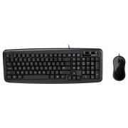 Gigabyte KM5300 tastatură + mouse (negru)