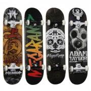 Skateboard Semi-Profissional Pró Mega Rampa BelSports cod 4030