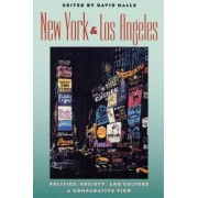 New York and Los Angeles by David Halle