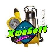 Pompa submersibila fosa septica cu tocator, macerator fecaloide