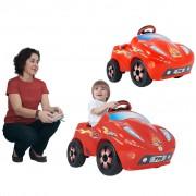 INJUSA Carro elétrico infantil Injusa Fire 6 V c/ Controle Remoto
