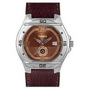 Timex Quartz Brown Other Men Watch EL02