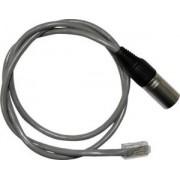 Csatlakozóelem 1ml kábellel , DMX-512 konzolhoz - RGB LED szalaghoz , LUM30-3052 Lumen