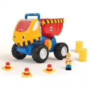 WOW Toys - Dudley Dump Truck, coche de juguete (10190)