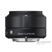 Obiectiv Sigma Sony E 30mm 2.8 (A) DN Art, negru