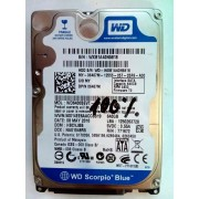 HARD DISK LAPTOP SATA 640 GB - WD6400BEVT