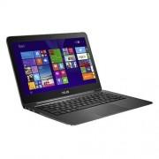"""ASUS ZENBOOK UX305LA-FC006T i5-5200U(2.20GHz) 8GB 256GB SSD 13.3"""" FHD matný Win10 čierna 2r"""