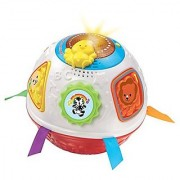 VTech Light and Move Learning Ball Red