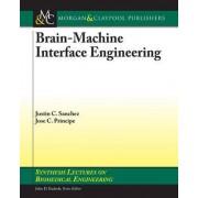Brain-Machine Interface Engineering by Jose C. Principe