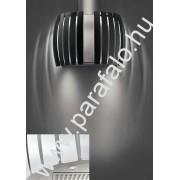 FALMEC PRESTIGE GLASS BLACK ISOLA 750/800 Sziget páraelszívó