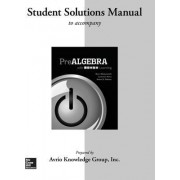 Student Solutions Manual for Prealgebra with P.O.W.E.R. Learning by Sherri Messersmith
