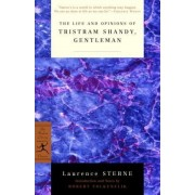 Life And Opinions Of Tristram by Laurence Sterne
