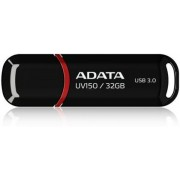 Stick USB A-DATA UV150 32GB, USB 3.0 (Negru)