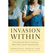 Invasion within by Domenick J. Maglio