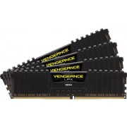 Memorii Corsair Vengeance LPX Black DDR4, 4x8GB, 2133 MHz, CL 13